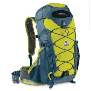 JanSport Talus 26 hiking backpack cloud ripper